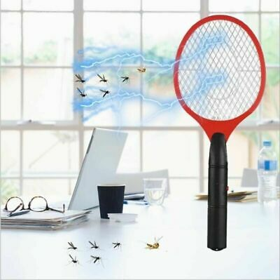 £5.60 • Buy Electric Fly Insect Bug Zapper Bat Racket Swatter Bug Mosquito Wasp Pest Killer