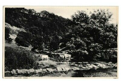 £1.20 • Buy Old Postcard Of Buxton, Millers Dale