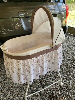 $26.99 • Buy Bassinet SKIRT And CANOPY - No Frame