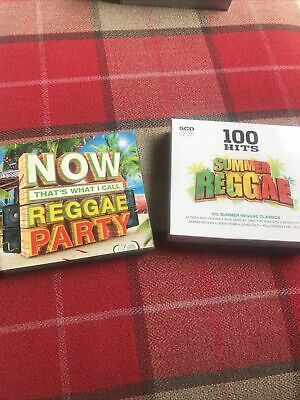 £16.99 • Buy Now That's What I Call Reggae Party & 100 Hits Summer Reggae CD Sets