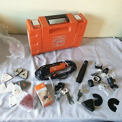 £188.95 • Buy  Fein Multimaster Top FMM250Q And Accessories UNUSED Items