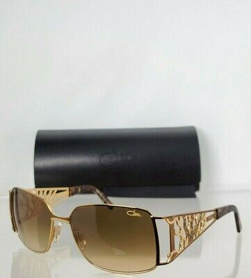$159.99 • Buy Brand New Authentic CAZAL Sunglasses MOD. 9015 COL. 003 Gold 9015 Frame