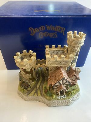 £36.56 • Buy David Winter Cottages 1994  The Guardian Gate  With Original Box & COA