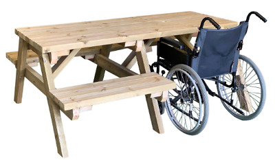 £360 • Buy Wheelchair Accessible Picnic Tables
