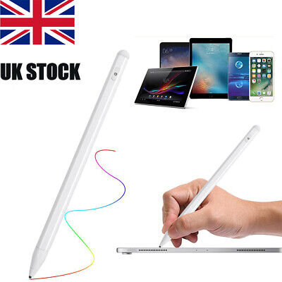 £3.49 • Buy For Apple Pencil Touch Pen Stylus For IPad Pro 11 12.9 2018/2019/2020 2nd Gen