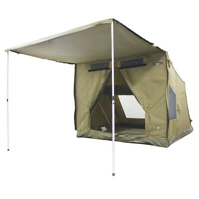 AU1098 • Buy NEW Oztent RV-4 4 Person Tent By Anaconda
