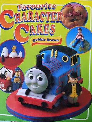 £2 • Buy Favourite Character Cakes,Debbie Brown
