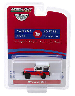 $74.28 • Buy Greenlight Collectibles 30083-CASE 1:64 Canada Post 1975 Jeep DJ-5 (Pack Of 12)