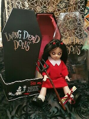 £50 • Buy Ultra Rare Collectable Living Dead Doll Series 1 Sin