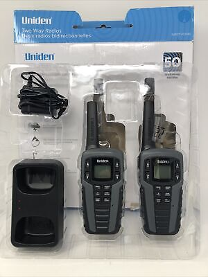AU134.52 • Buy Uniden Two-Way Radio Walkie Talkies With USB Dual Charger SX507-2CKHS