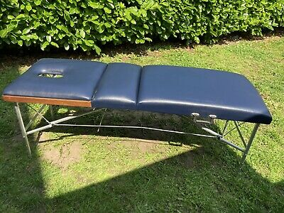 £80 • Buy Portable Beauty Spa Salon Massage Bed Couch Table Adjustable Fold Up Suitcase