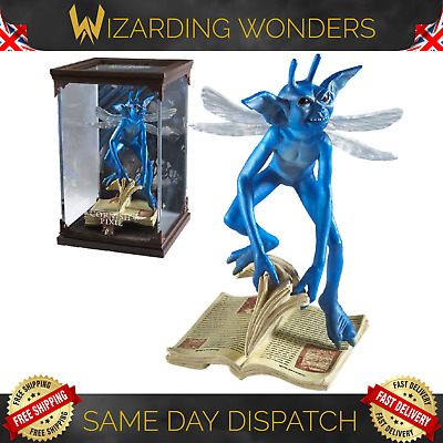 £27.44 • Buy Harry Potter Magical Creatures Cornish Pixie Figure Noble Collection Gift UK