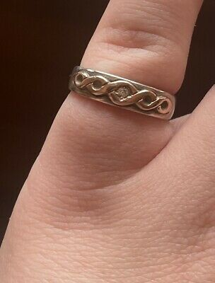 £56 • Buy Clogau Gold Ring Size Unsure