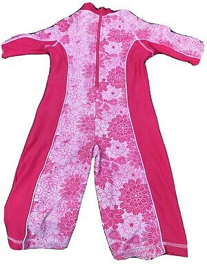 £1.10 • Buy Mothercare Girls 5-6 Years UV Sun Suit Swimming Suit