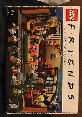 $69.50 • Buy Friends Central Perk Coffee Shop Lego Set 21319 New - Other