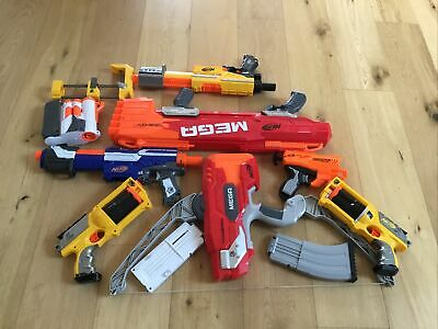 AU9.99 • Buy 8 Assorted Nerf Guns PICKUP ONLY VIC