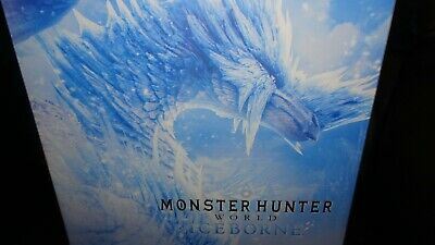 AU220 • Buy PS4 Monster Hunter World IceBorne Collector's Package NEW!!