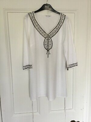 £7 • Buy Women's Top / Tunic Size 18 Marks And Spencer Autograph