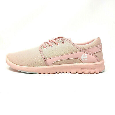 £25.45 • Buy Etnies Scout W's SMU Pink White Women's 10 Skate Running Shoes Sneakers New