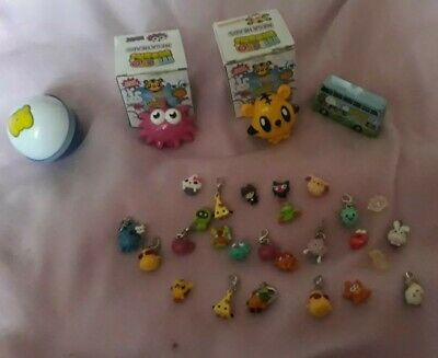 £12.99 • Buy Moshi Monsters Bundle Figures Collection Diecast Toy Bus Mega Head Mixed Set Kid