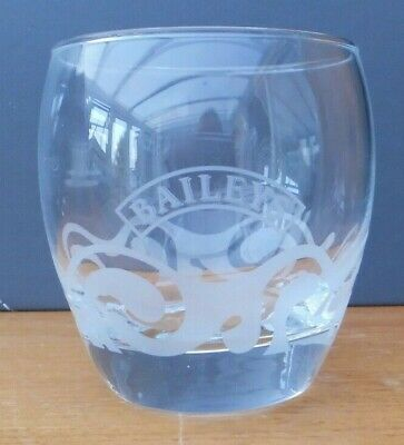 £5.99 • Buy Baileys Rounded Tumbler Glass Thick Base 2008 2 Avail.