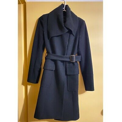 AU40 • Buy Forever New Wool Coat Size 8