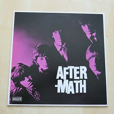 £24.99 • Buy THE ROLLING STONES Aftermath Germany Reissue Vinyl LP With Inner Decca