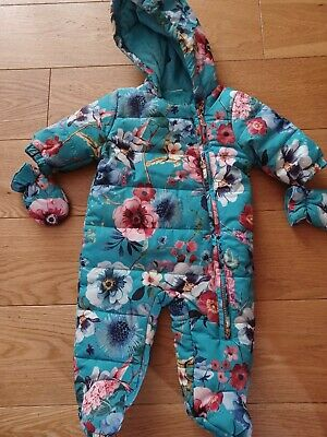 £0.99 • Buy Girls Next Winter All In One 0-3months
