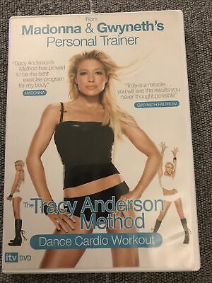 £1.47 • Buy The Tracy Anderson Method Dance Cardio Workout DVD