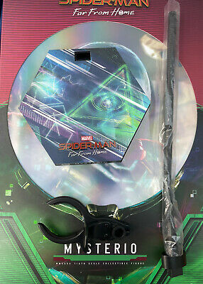 $ CDN51.92 • Buy Hot Toys MMS556 Spiderman Far From Home Mysterio Flight Base Stand Diorama Uk