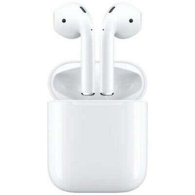 AU176 • Buy Apple AirPods 2nd Generation With Charging Case - White
