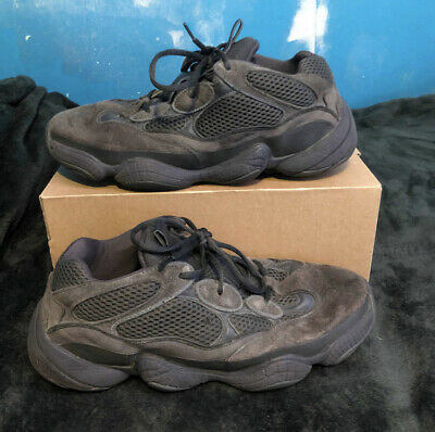 $ CDN220.29 • Buy Size 11 - Adidas Yeezy 500 Utility Black 2018 With Authentication Check