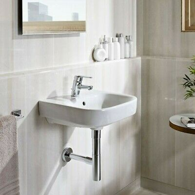 £65 • Buy Roca Debba Wall Hung Basin 500mm Wide - 1 Tap Hole - Brand New And Unused