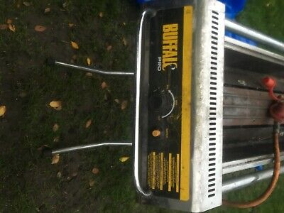 £190 • Buy Buffalo Gas Catering Sized Barbeque BBQ Selling As Parts