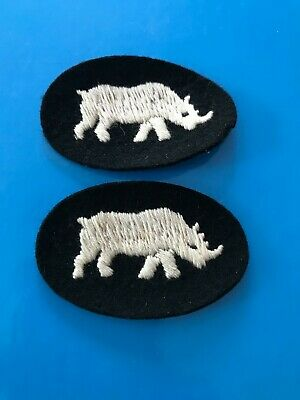 £4.99 • Buy Pair WW2 British Army Formation Patches1st Armoured Div (1st Patt) £4.99 Start