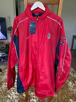 £29.99 • Buy England 2001 Nike Rugby Jacket *Brand New With Tags*Size Xxl