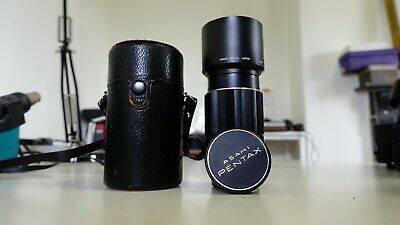 £45 • Buy Pentax Takumar 135 3.5 Lens And Case Excellent Condition M42 Mount