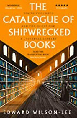 £6.97 • Buy The Catalogue Of Shipwrecked Books: Young Columbus And The Quest For A Universal