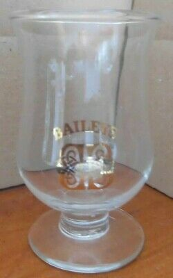 £4.25 • Buy Baileys Tulip Shape Short Stem Footed Shot Glass Height  3¼   (8.5cm) 5 Avail
