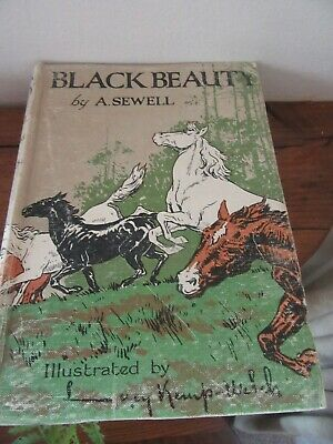 £4 • Buy Black Beauty - By Anna Sewell - A Very Rare Edition