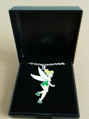 £0.99 • Buy Disney Tinkerbell Pendant Necklace .  NEW.  GIFT BOXED.