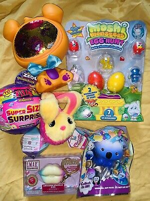 £9.99 • Buy AMAZING! Girls Toy Bundle! Zequins Pets, Lil Snaps, Moshi Monsters & More! #2