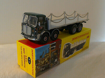 £22.89 • Buy Corgi & Dinky Toys By Atlas, Aec Flat Truck With Chains, (code 3) Boxed