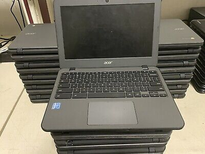 $ CDN623.13 • Buy Lot Of 18 Acer C731-C8VE Chromebooks - Parts Only - No Visible Screen Damage