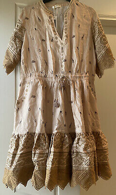 AU300 • Buy Spell And The Gypsy Designs Sample Muwala Dress NWT Size Small