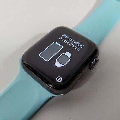 $ CDN125.82 • Buy Apple Watch Series 4 Nike+ 40 Mm Space Gray Smartwatch FOR PARTS OR NOT WORKING!