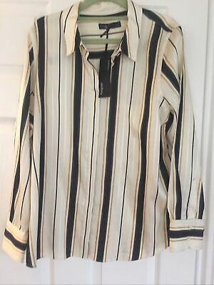 £12.99 • Buy Marks & Spencer Autograph Blouse Size 14. BNWT Rrp£45