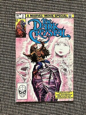 £60 • Buy The Dark Crystal Movie Special Lot Set #1 And #2 1983 Marvel Comics 1st Edition