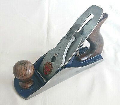 AU17.94 • Buy Rare Vintage W&P, Ward & Payne No4 Hand Bench Plane, With Stanley Iron. England
