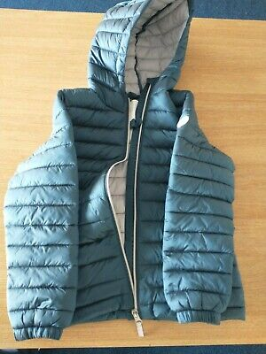 £0.99 • Buy Next Girls Puffer Coat To Fit 7 Year Old Blue Fleck Great Condition.used 2 Times